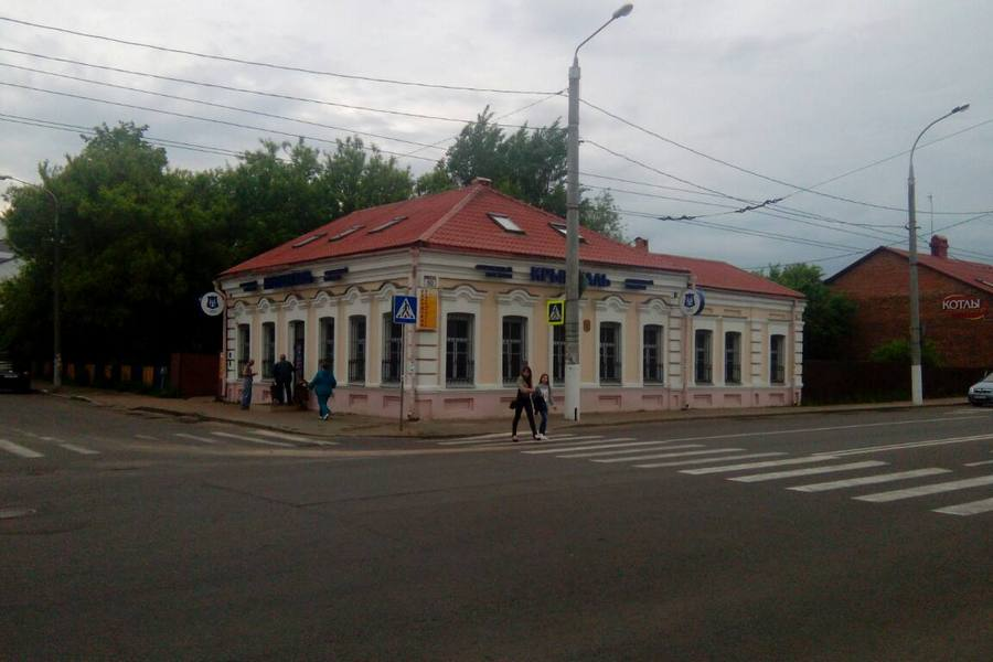 Витебск, ул.Ленина, д.80