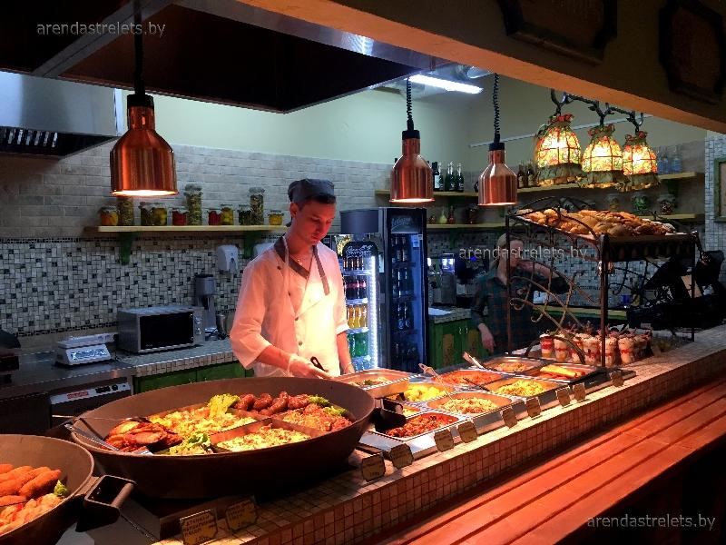 Ресторан быстрого обслуживания «Сели-Поели»