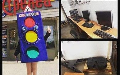 """Приглашаем на обучение вождению в автошколу """"Светофор""""!"""