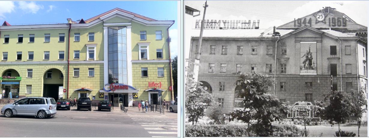 Торговая революция в Новополоцке