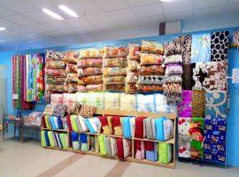 магазин постельного и столового белья «Постелька»