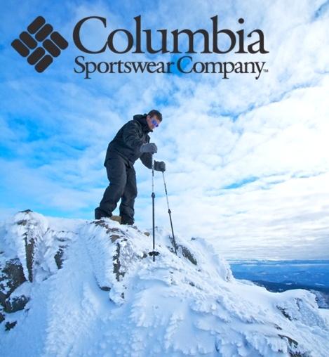 Columbia - комфорт при любых обстоятельствах