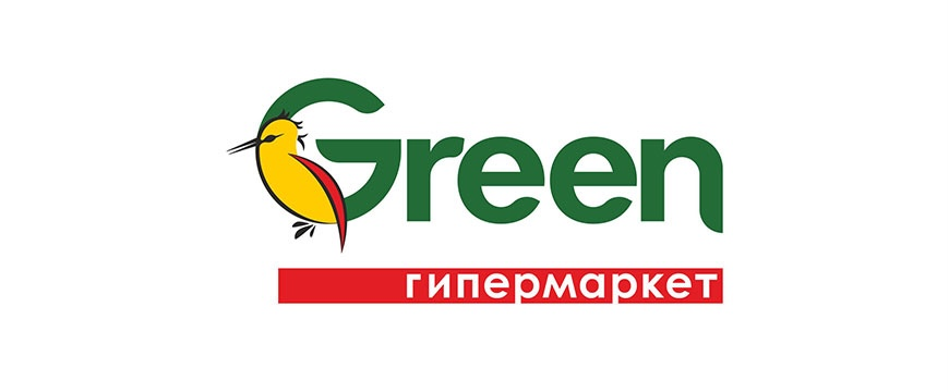 """Сеть магазинов продуктов питания """"Green"""""""